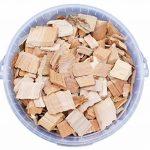 3litres de copeaux de bois pour barbecue ou fumoir Hickory Hickory de la marque Grilling Wood image 1 produit