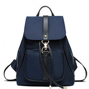 ABBY Les nouveaux cartable en nylon La version japonaise et coréenne de sac à dos occasionnel les sacs des élèves de la marque ABBY image 0 produit
