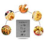 Aigostar Fries 30IZD - Friteuse compacte 100% sans BPA avec grande fenêtre de vue et contrôle de la température. Acier inoxydable de type 304. 900W, capacité de 1,5L. Design exclusif. de la marque Aigostar image 2 produit