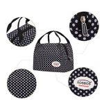 Aosbos Sac Repas Lunch Bag Sac à Déjeuner Sac Fraîcheur Portable Isotherme de la marque Aosbos image 3 produit