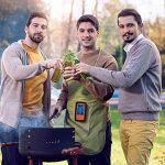 Aramox Thermomètre de Cuisine Numérique Thermomètres à Cuisson Barbecue Thermomètre Numérique avec Télécommande Sans Fil pour Griller Barbecue Alimentaire BBQ jusqu'à 70 Mètres de la marque Aramox image 4 produit