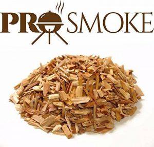 Aulne, hêtre et mélange de cerise Barbecue Copeaux de bois par Pro fumée 1.5 Litre de la marque Pro Smoke image 0 produit
