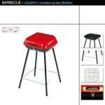 Barbecue à charbon transportable Bragado - Acier - Rouge de la marque Neka image 3 produit