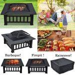 barbecue bûche bois TOP 11 image 2 produit