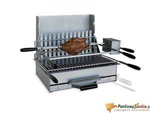Barbecue grillade à charbon en acier Sète de la marque Delta image 0 produit