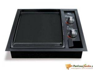 Barbecue Plancha à encastrer au gaz Coslada 2 de la marque Delta image 0 produit