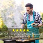 Barbecue Republic de fumage en qualité premium buche de la marque Grill Republic image 4 produit