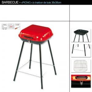 Barbecue valisette transportable - 810628173 de la marque HESPERIDE image 0 produit