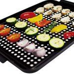 bremermann® Plaque de grill Maxi, Poêle, barbecue anti-adhésif, 44,5x 29cm de la marque bremermann® image 1 produit
