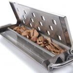 Broil King Barbecue/Barbecue/Grill, boîte Fumoir Premium, acier inoxydable, 5x 5x 5cm, 60190 de la marque Broil King image 1 produit