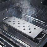 Broil King Barbecue/Barbecue/Grill, boîte Fumoir Premium, acier inoxydable, 5x 5x 5cm, 60190 de la marque Broil King image 2 produit