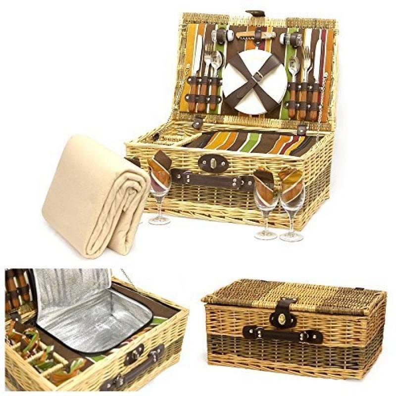 panier picnic blanc votre comparatif pour 2019 top barbecue. Black Bedroom Furniture Sets. Home Design Ideas