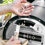 BURNHARD Pellets de bois 10 kg granulés de bois pour poêle, pellets à haute efficacité énergétique, pellets pour gril (utilisables même comme litière en granulés pour animaux domestiques) de la marque BURNHARD image 1 produit