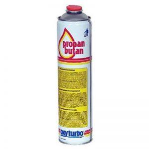 Cartouche gaz propane butane 330 gr de la marque ribimex image 0 produit