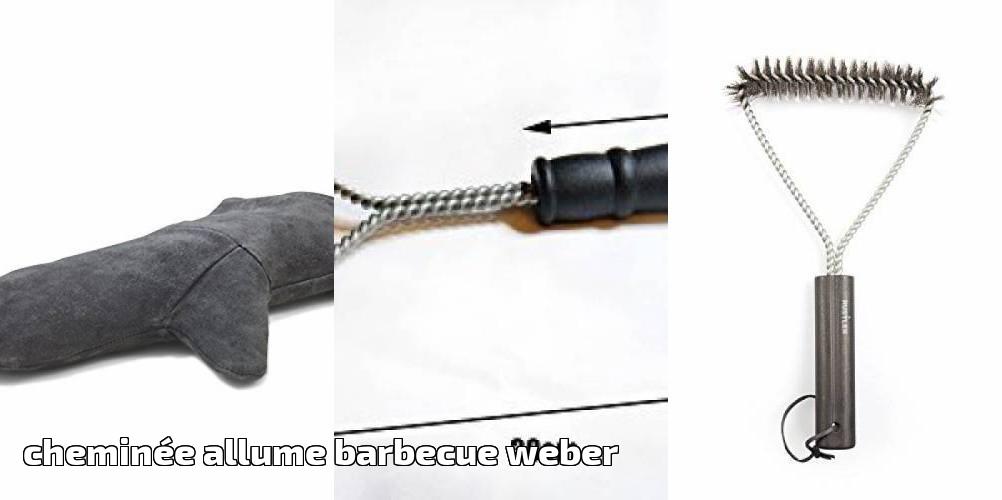 Cheminee Allume Barbecue Weber Faire Le Bon Choix Pour 2019 Top