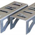 Chenets compacts pour poêles et inserts, design moderne et épuré « FIRE » de la marque CFL Clever Fire Lighter image 4 produit