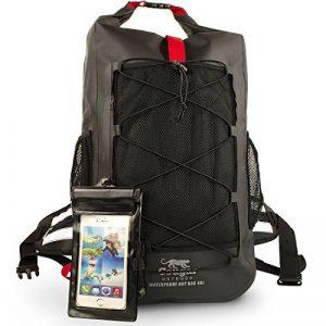 Cougar Outdoor Waterman Sac à dos étanche et solide de plein air–Grand sac de 40 L, le meilleur pour la randonnée, le kayak et les sports nautiques de la marque Cougar Outdoor image 0 produit
