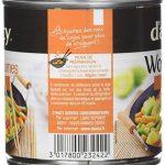 d'aucy Wok de Légumes Curry 290 g - Lot de 6 de la marque DAucy image 2 produit