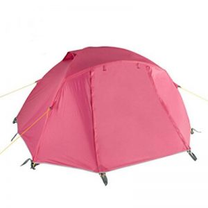 DFHHG@ Tente, Plein air Camping Double Tente Alpinisme Multi-personne Double Storm-preuve Tout Inclus Camping sauvage 210 * 110 cm de la marque ZPRXM image 0 produit