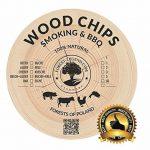 Forest Legend 5litre fumer Copeaux de bois pour barbecue et fumeurs 100% naturel vernis à partir de forêts Alder de la marque Forest Legend image 2 produit