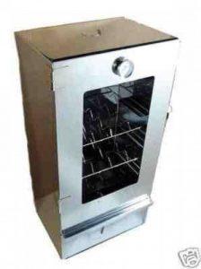 FreyZeit Fumoir à vitre et thermomètre Température max. 250°C de la marque FreyZeit image 0 produit
