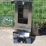 FreyZeit Fumoir à vitre et thermomètre Température max. 250°C de la marque FreyZeit image 1 produit