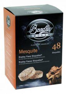 Fumoir Bradley Mesquite Bisquettes paquet de 48 de la marque Grakka image 0 produit
