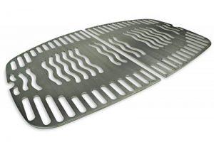 Grill en acier inoxydable compatible avec Napoléon travelq 285& pro285 de la marque Grillrost-com image 0 produit