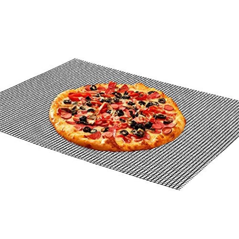 jusqu/à 800/°C Rouge BUDDYGO Gants de Barbecue Gants de Cuisine Antid/érapants en Silicone Livr/é avec Un Clip R/ésitant /à la Chaleur Etc Parfait pour Barbecue Four de Cuisson Gants Universel