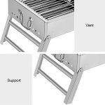 grille bbq fonte ou stainless TOP 11 image 3 produit