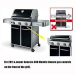 grille bbq fonte ou stainless TOP 2 image 1 produit