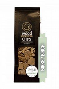 Grillgold Wood Smoking Chips – copeaux de bois d'bouleau pour fumage 1,75 Liter de la marque Grillgold image 0 produit