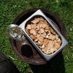 Grillgold Wood Smoking Chips – copeaux de bois d'bouleau pour fumage 1,75 Liter de la marque Grillgold image 4 produit
