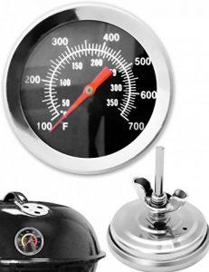 Home Tools. UE®–Température Thermomètre de cuisson barbecue Analogique Résistant à la | pour barbecue fumoir pour barbecue Casseroles Cocotte | 10°C–350°C de la marque HomeTools.eu image 0 produit