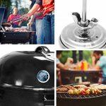 Home Tools. UE®–Température Thermomètre de cuisson barbecue Analogique Résistant à la | pour barbecue fumoir pour barbecue Casseroles Cocotte | 10°C–350°C de la marque HomeTools.eu image 1 produit
