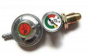 IGT Détendeur pour bouteille de gaz propane Manomètre de niveau de gaz inclus 37mbar de la marque IGT image 0 produit