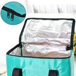 ihomagic Usage alimentaire et polyester Matériau portable thermique isotherme Sac isotherme de la marque IHOMAGIC image 3 produit