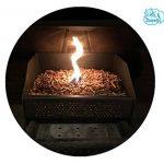 IMEX EL ZORRO 71416Panier brûleur à granulés 30x 25x 17cm de la marque IMEX EL ZORRO image 3 produit