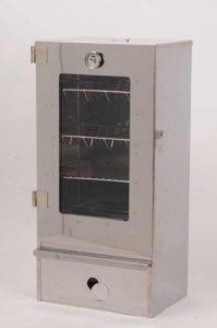 Impuls Fumoir multifonction en acier avec porte en verre de la marque Impuls image 0 produit