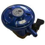 Kit détendeur à gaz butane tuyau et colliers de serrage 28 mbar (avec clip) de la marque Continental image 1 produit