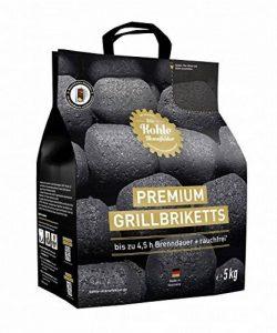 La Manufacture de charbon Premium Briquettes pour barbecue 1x 5kg Long Tasting de la marque Die Kohle-Manufaktur image 0 produit