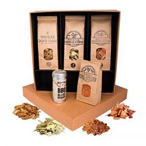 Le Coffret Cadeau BBQ - Smokey Olive Wood de la marque Smokey Olive Wood image 0 produit