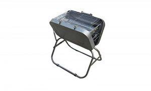Le Picnic Portable Charbon Sac de valise Acier inox Barbecue BBQ Grill Four de four de la marque LBBQ image 0 produit