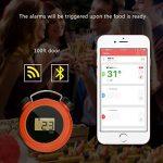 Lnkey Bluetooth Sans Fil Thermomètre avec 2 Sonde, Thermomètres pour barbecue appli viande Thermomètre Four, BBQ, Cuisine Cuisson Viande rôti pour Android + iOS de la marque Lnkey image 1 produit