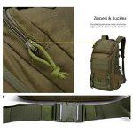 Mountain Top 40L adultes tactique trekkingrucksacke rucksäck Outdoor randonnée sacs pour camping randonnée Voyages de la marque Mardingtop image 2 produit