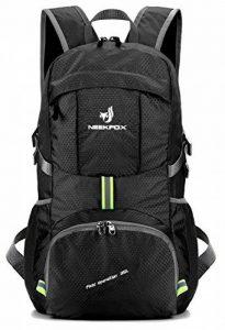 NEEKFOX Sac à dos de voyage à dos de voyage compact léger, sac à dos de camping pliable 35L, sac à dos de sport extérieur ultra-léger de la marque NEEKFOX image 0 produit
