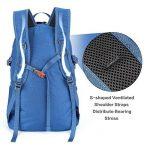 NEEKFOX Sac à dos de voyage à dos de voyage compact léger, sac à dos de camping pliable 35L, sac à dos de sport extérieur ultra-léger de la marque NEEKFOX image 4 produit