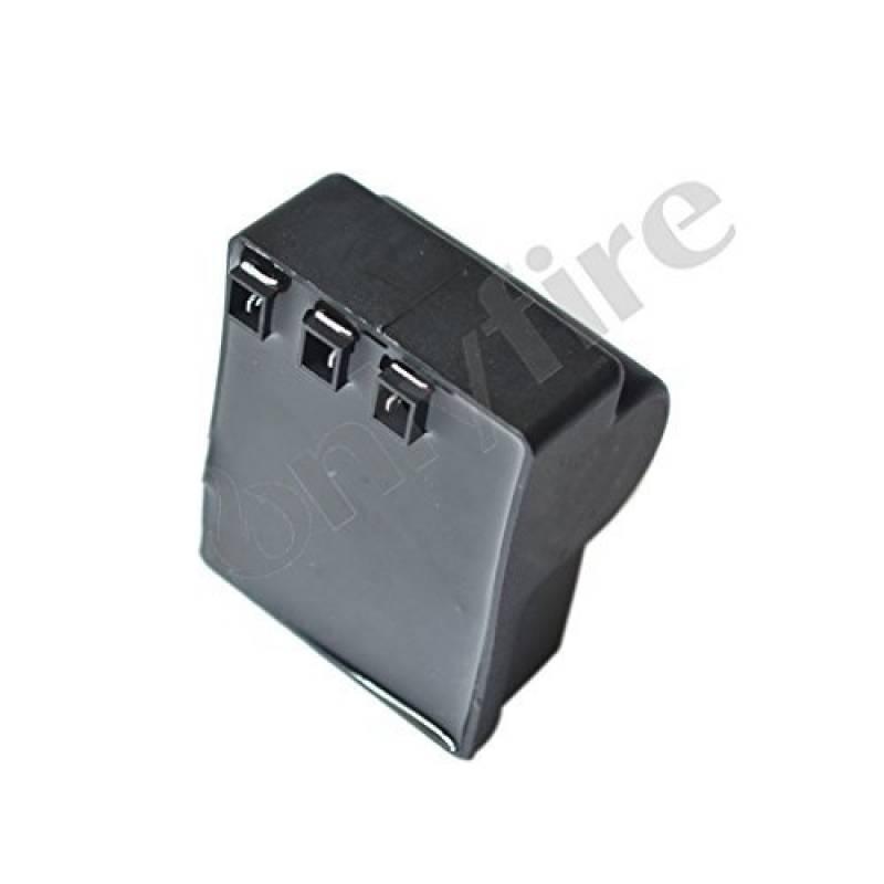 Noir Grill Gaz 4 Outlet Spark Générateur de bouton poussoir allumage allumeur au-dessus de la moyenne Batterie