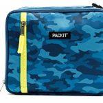 Pack-it PACKIT Classic Sac-Repas Mixte Adulte, Blue Camo, 4,5 L de la marque Pack-it image 1 produit