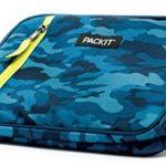 Pack-it PACKIT Classic Sac-Repas Mixte Adulte, Blue Camo, 4,5 L de la marque Pack-it image 3 produit